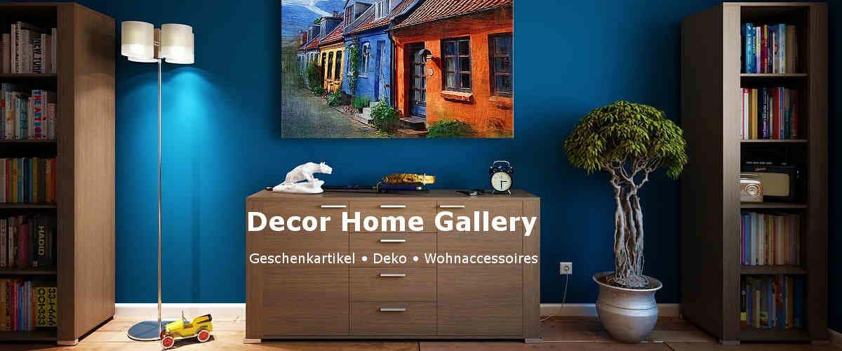 decorhomegallery.com - Geschenkartikel • Deko • Wohnaccessoires